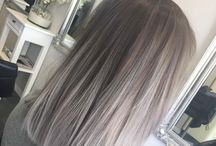Grey hair my dream hair