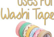 Washi Tape Crafts / by Margie Mellon