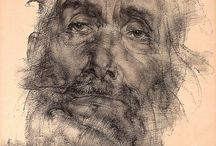 portraiture:paintings/sculpture