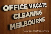 Office Vacate Cleaning Melbourne