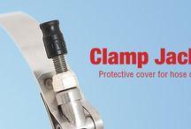 Clamp Jacket / Embout de protection pour collier de serrage