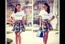 Instagram fashion!