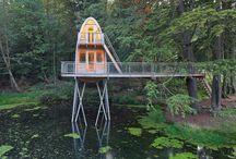 Nature housing