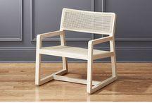 modern organic seating.