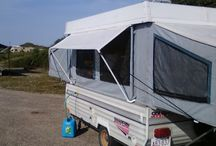 Pop-Up Camping Trailer / Great pins for the pop-up trailer owner