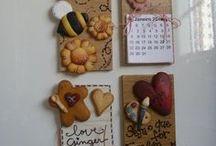 Calendarios deco
