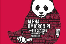 Alpha Omicron Pi / by Allie Curl