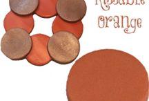 polymer colour mixes