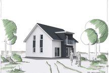 FischerHaus-Merx | Hier bauen wir. / MIT IHNEN GEPLANT - VON UNS REALISIERT Hochwertige, individuell geplante Fertighäuser liegen bei anspruchsvollen Bauherren im Trend. Wenn Sie größten Wert auf variable Hauskonzepte, architektonische Vielfalt, Energieffizienzhäuser und hohen Wohnwert legen, dann sind Sie bei uns genau an der richtigen Adresse.