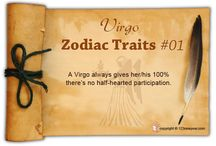 Virgo Zodiac Traits / Find out about Virgo characteristics and Virgo personality traits.