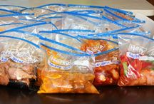 Cooking-Freezer Meals