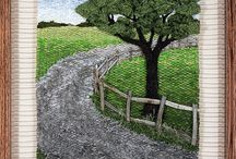 Arbol y camino
