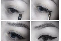 make up..