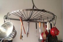 bicycle furniture