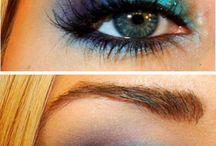 aye, Eye makeup ideas / by Jennifer Perry