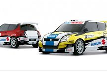 Zellhofer Motorsport - N. Neubauer (Suziki Swift S1600) / Design and wrap for season 2011.