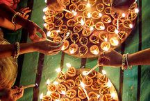 diwali*** / lights all over'