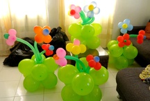 PARTIES FOR KIDS / by April Cochrane