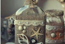 Γυάλινα μπουκάλια
