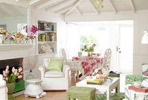 comfy spaces