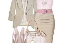 Dress Colour Code: mint and pink