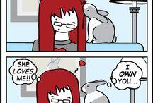 Secret life of bunnies