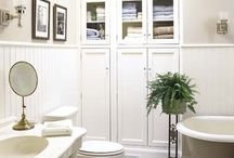 bathroom decor / by Dabney Kirk