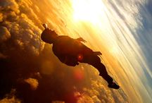 SkyDive Discovery / Only sky is the limit. Or not ? Breathtaking images of this adrenaline super-sport. Enjoy :)
