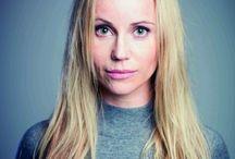 Sofia Helin / Swedish Actress