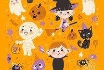Halloween Illus
