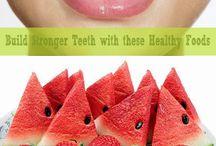 Healthy Foods = Healthy Teeth