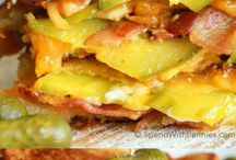dill pickle bacon grill cheese