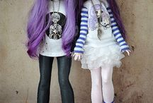 Collections Dolls