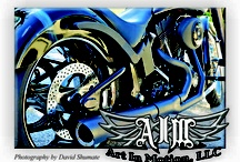 Art In Motion Custom Motorcycles