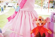 Kiddies Party - Disney Princess Party / by Tandy Mounter