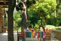 outdoors / Des idées de jardins, déco pour la terrasse