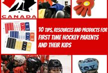 Hockey Life / Great ideas and tips for Hockey Moms like me