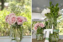 Arranjos de Flores / Flower arrangements