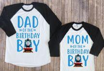 Zach's 1st Birthday