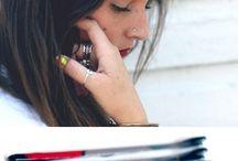 diy accesorios del pelo / by Zahira R S