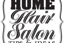 home based salon
