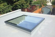 Glazed Roof Extensions