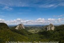 Auvergne (Frankreich) / by Schöne Bergtouren - Das Bergsportportal