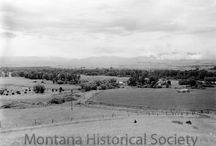 Cities and Towns of Montana / Here we will post photographs from the Montana Historical Society's Photograph Archives Collections featuring a photograph of each city in Montana. Check back each week for a new town! If you have any questions or would like to order a reproduction please email us at photoarchives@mt.gov or call 406-444-4739.
