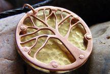 copper jewels