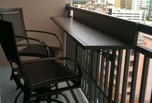 Ideas Para El Balcon Pequeno