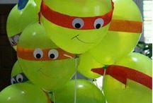 ideas de cumpleaños para niño