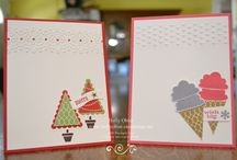 Stampin' Up - Pennant Punch