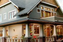 Craftsman Homes / by Grace Sobieralski