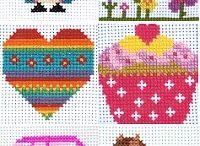 Cross Stitch Various / by Vanegumis
